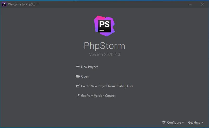 PhpStorm New Project - PhpStorm Xdebug Setup